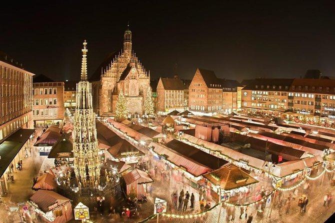 Nuremberg Old Town With Christmas Market Tour
