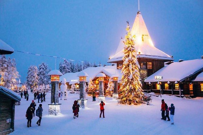 Private Santa Claus Village Tour
