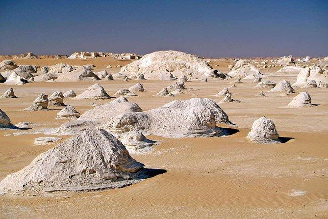 3 Days 2 Nights White Desert and Bahariya Oasis Tour