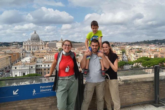Castel Sant'Angelo Secrets & Mysteries Tour with Alessandra!