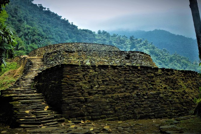 Experience With Ancestors- Lost City Colombia