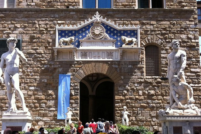 Private Skip-the-Line Accademia Gallery Tour plus Florence City Highlights