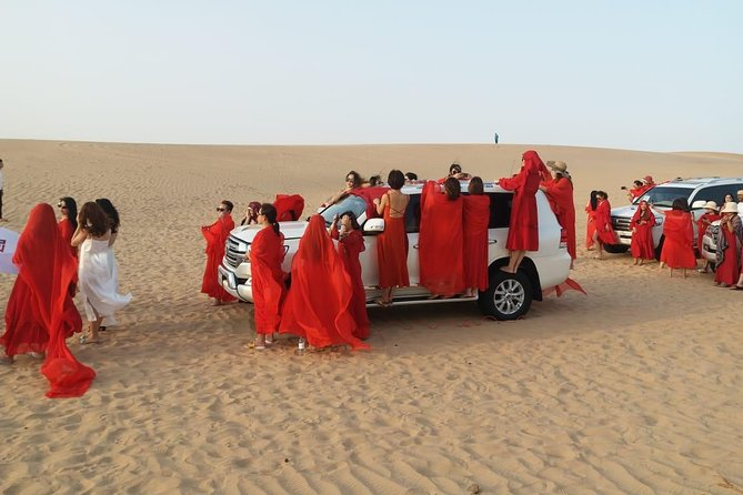 Morning Desert Safari with Sand boarding and Dune Bashing photo 6