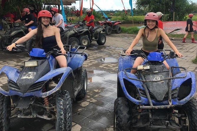 Bali ATV Ride Ubud All Inclusive