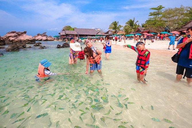 Khai Island Half Day Tour in 3 Islands (Khai Nai,Khai Nok,Khai Nui) from Phuket