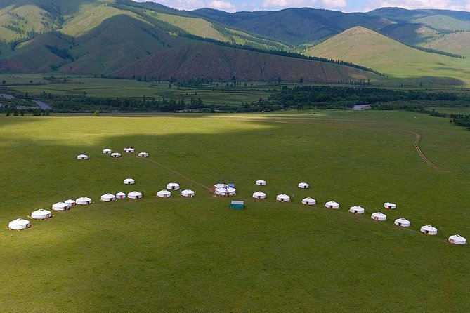 Jalman Meadows Wilderness Ger Camp
