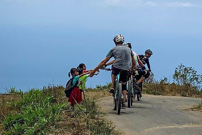 Bali Mountain Biking Tour