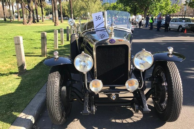 For motoring enthusiasts the tour you've always wanted to do!