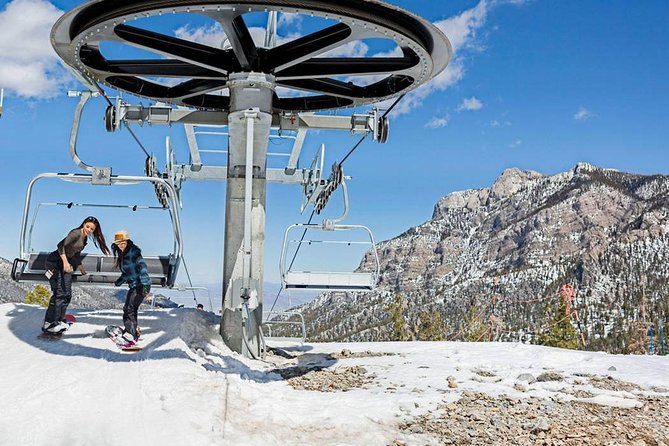 Mount Charleston and Lee Canyon Day Trip from Las Vegas