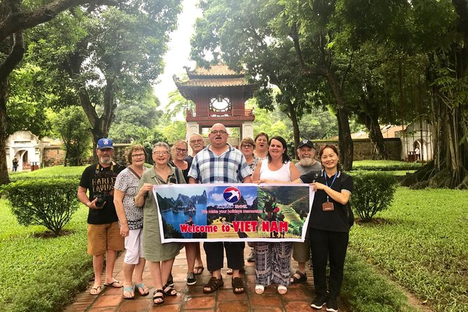 Incredible Hanoi City And Water Puppet Show Private Tour