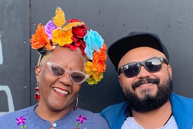 Floral Headdress-Making Workshop in Oakland