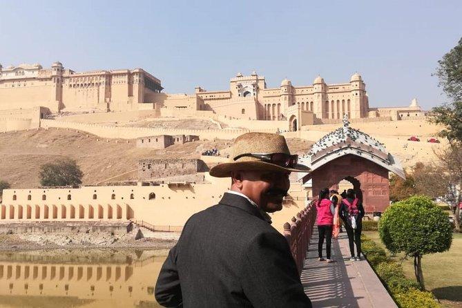 5 Days Golden Triangle Tour Taj Mahal at Sunset and Sunrise