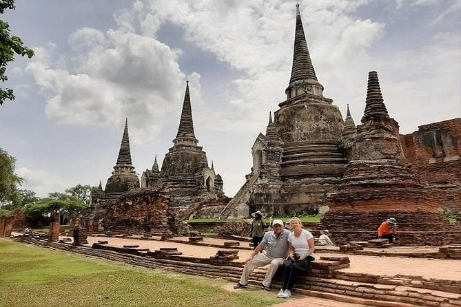 Private Ayutthaya and Bang Pa-In Palace Tour from Bangkok