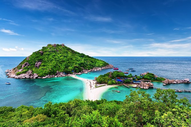 Koh Tao & Koh Nangyuan Snorkeling Trip by Speedboat (Entrance fee included) photo 1