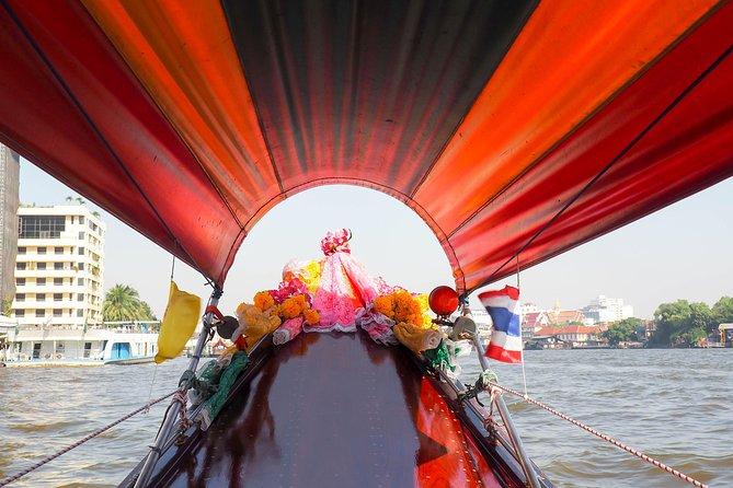 Fullday Damnoen Saduak Floating Market and Bridge over River Kwai
