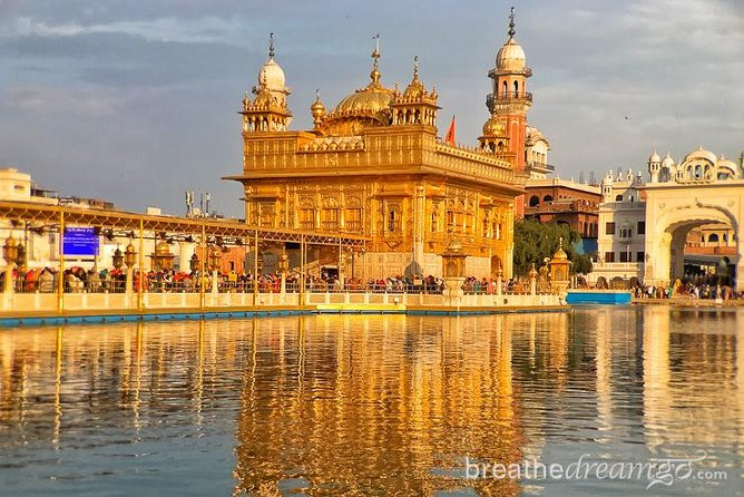 Overnight trip to Amritsar