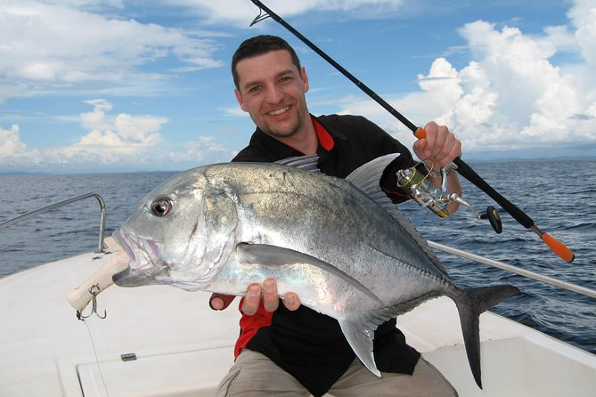 Full Day Fishing Charter Airlie Beach Whitsundays
