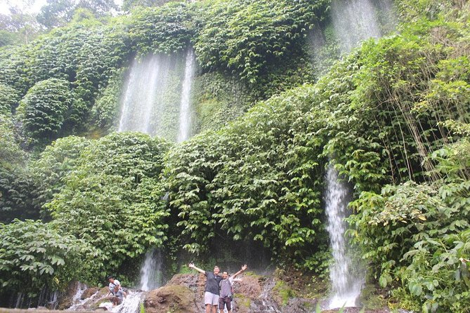 Lombok Private Tour Watefall And Traditional Village Including Beach