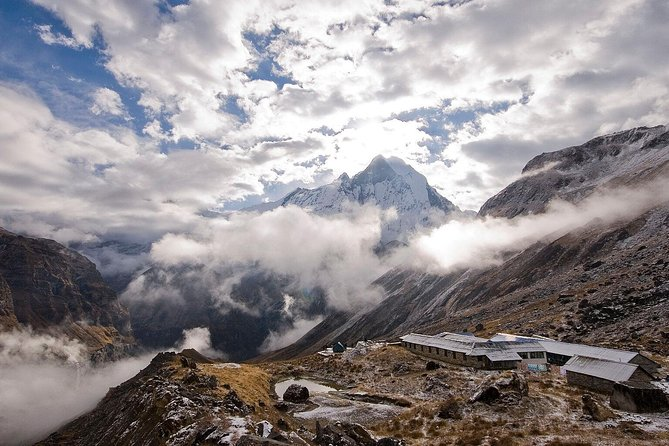 8 days Annapurna Base Camp Hot Spring Trek photo 14