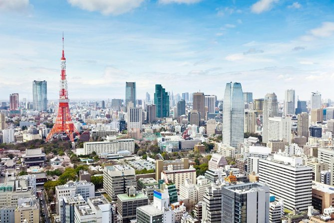 Tokyo Half-Day Private Tour with Nationally-Licensed Guide