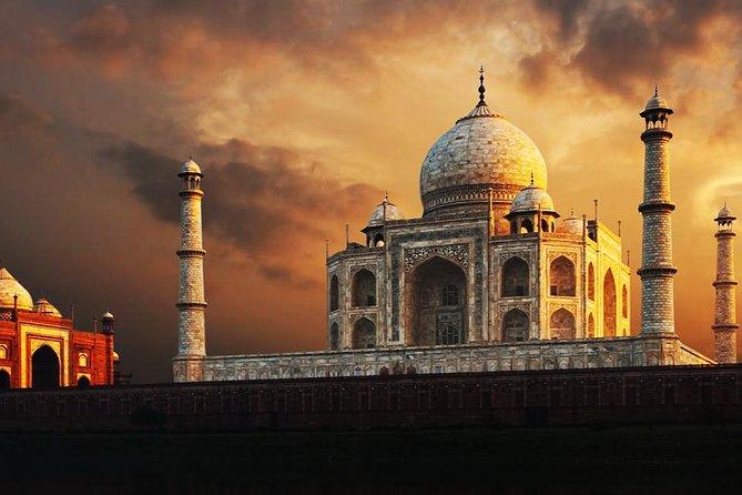 Best Taj Mahal Tours In The Evening