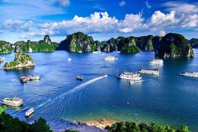 Ha Long Bay Cruise 1 Day Trip - 6 Hours On Bay