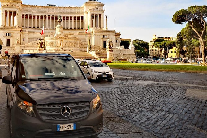 Private Half-Day Sightseeing Tour in Rome