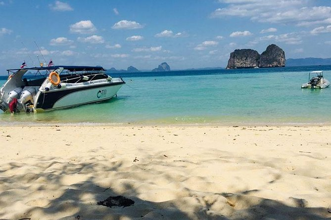 Oneday Tour 4 Islands and Emerald Cave By Tin Adventure Sea Tour from Koh Lanta photo 7