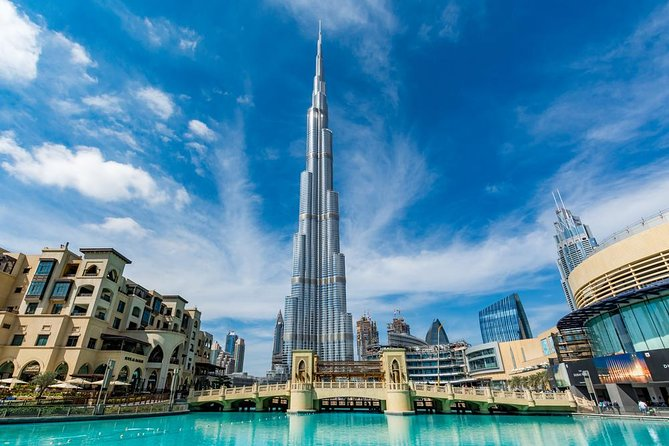 Private Full Day Dubai City Tour