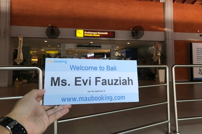 Ngurah Rai Airport Pick-up Service Drop to Seminyak Areas