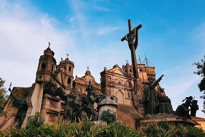 Twin City Tour (lapu-lapu + Cebu City)