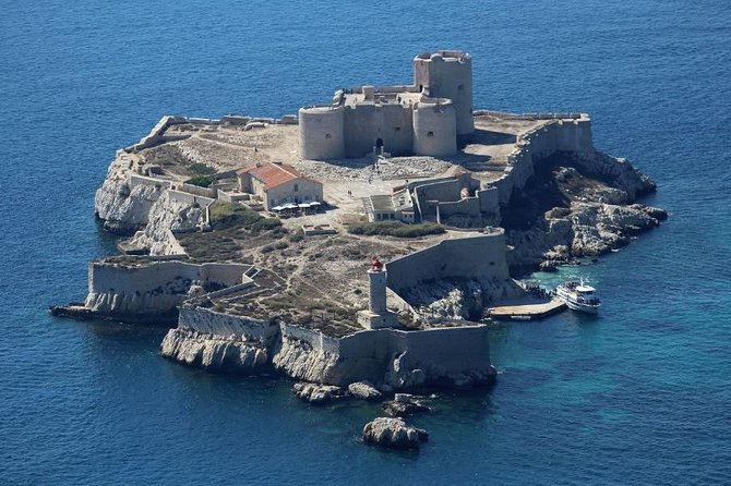 Skip the Line Ticket: Chateau d'If in Marseille