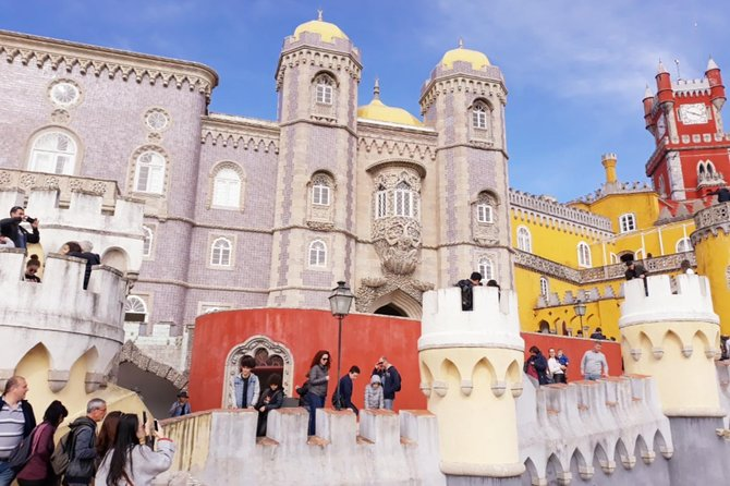 1-Day Private Tour of Sintra and Cascais