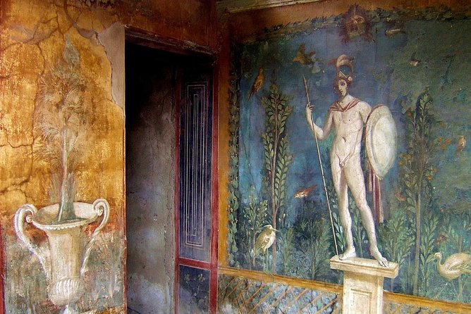 Pompeii Guided Tour - Small Group