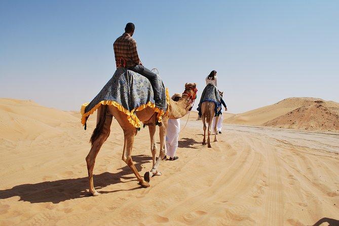 Dubai,Abu Dhabi &The Desert Package 6 Days / 5 Nights