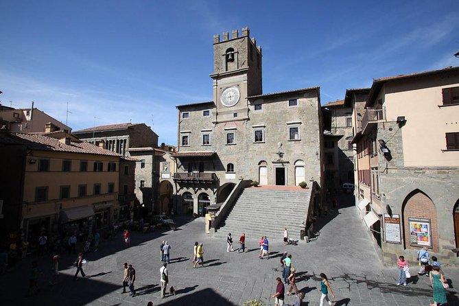 Private Transfer: Ciampino Airport (CIA) to Cortona and vice versa