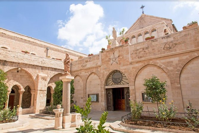 Holy Land Trip of Jerusalem and surrounding - 5 Days