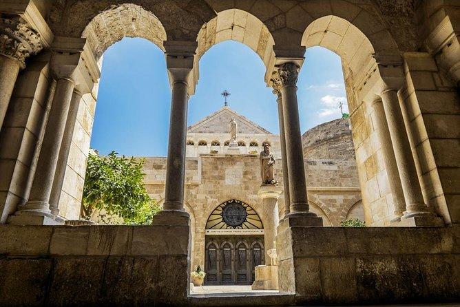 Israel Trip to Jerusalem, Bethlehem, Masada, Nazareth, Golan Heights - 8 days