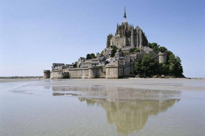 Abbaye du Mont-Saint-Michel © Philippe Berthé Centre des monuments nationaux