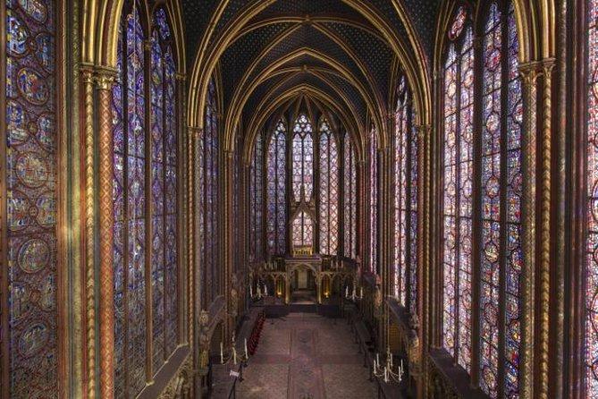 Skip the Line: Sainte Chapelle in Palais de la Cité Ticket, Paris, FRANCIA