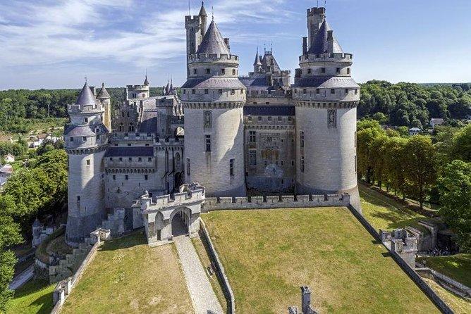 Skip the Line: Chateau de Pierrefonds Entrance Ticket