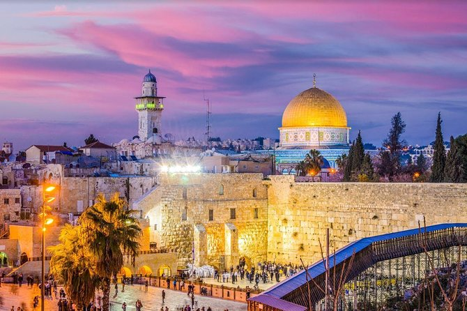Jerusalem Historical and Biblical Private Tour from Tel Aviv or Jerusalem
