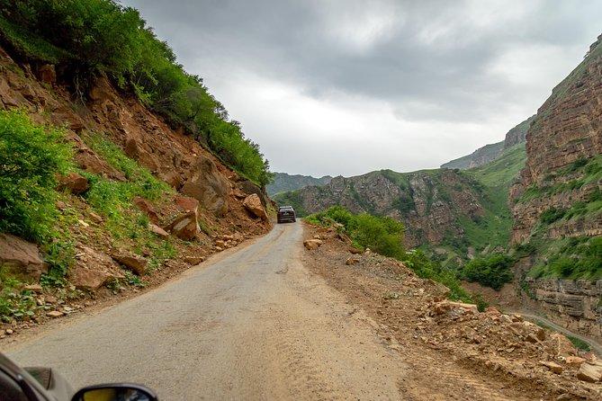 Guba Khinaliq Tour