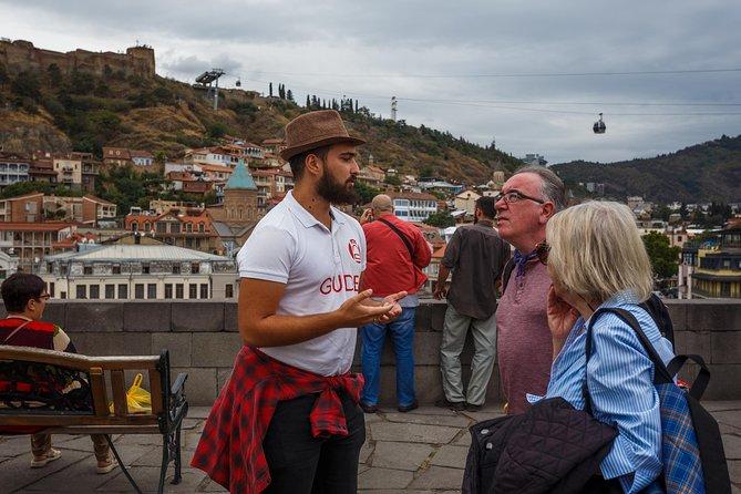 Tbilisi and Mtskheta Tour from Kutaisi
