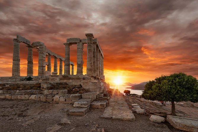 Cape Sounio & Temple of Poseidon Sunset Tour photo 8