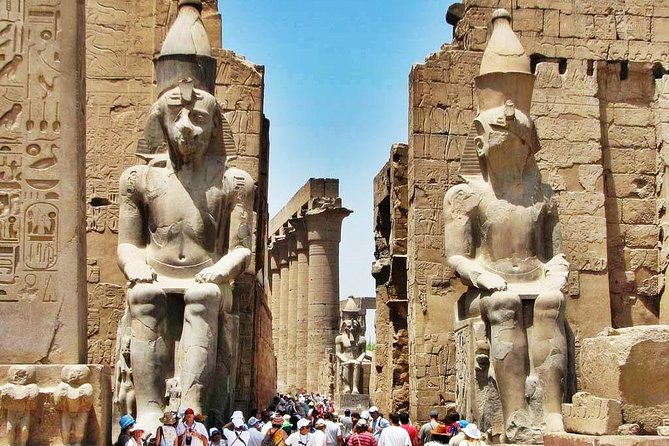 Wheelchair Tour To Luxor From Safaga