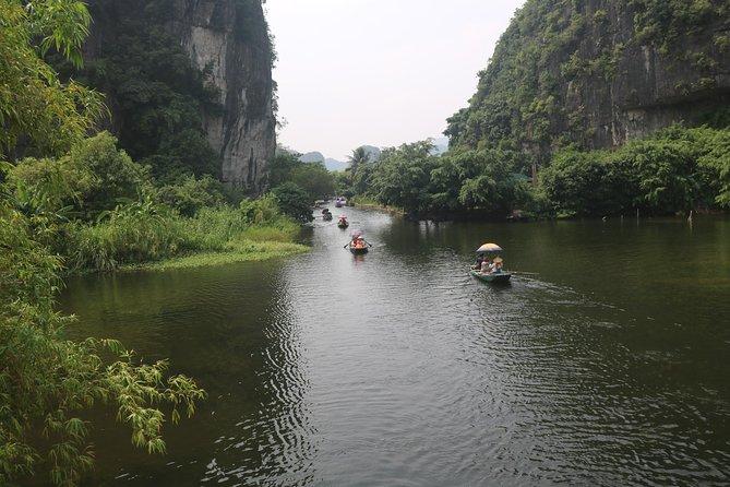 2 Days Rural Villages - Thung Nham - Thung Nang - Mua cave- Tam Coc- Bai Dinh