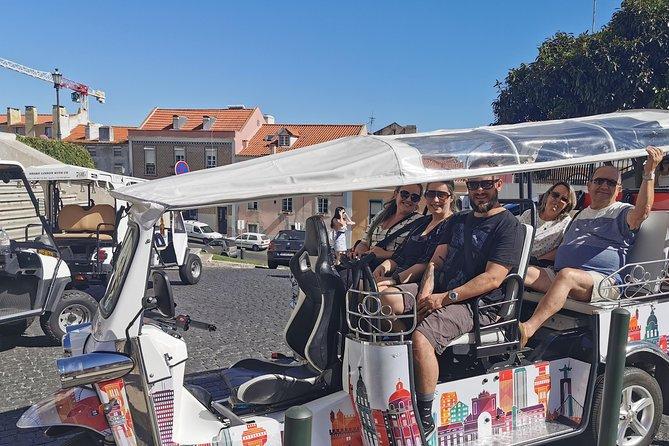 Lisbon Tuk and Van tours