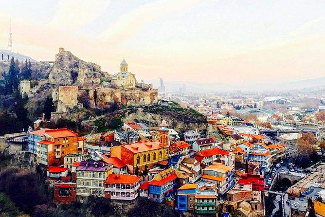 Tbilisi City 1 Day Tour
