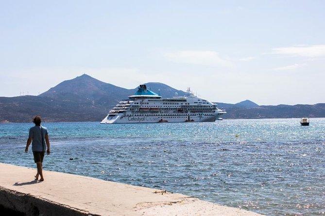Cruise Terminal(Piraeus) to Athens City Centre